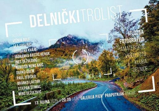 Putujuća izložba Amaterskog video foto kluba Delnice