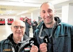 Delničkim vatrogascima dvije medalje na utrci u Zagrebu