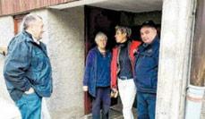 Posjet starijima u Kupskoj dolini