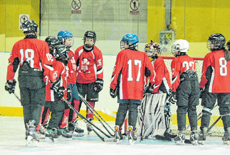 Ispunjen hokejaški vikend u Ledenoj dvorani
