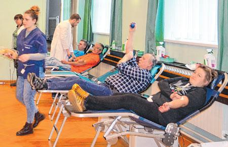 Čak 103. darivanje krvi Zlatka Puškarića