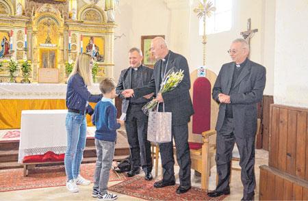 Apostolski nuncij u Kupskoj dolini