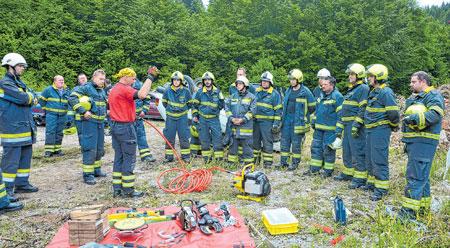 Delnički vatrogasci prošli vrlo korisnu obuku