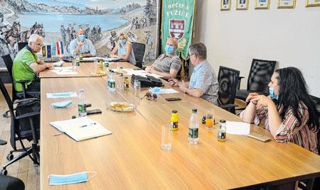 Financijske poteškoće glavna tema Koordinacije goranskih čelnika
