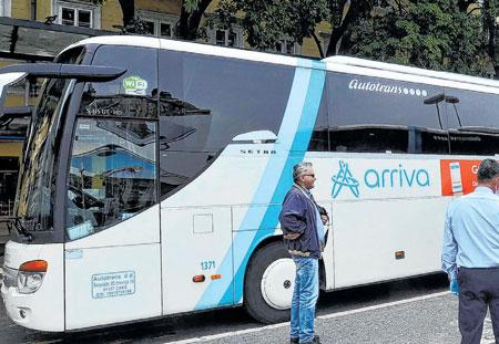 Prijevoznička firma Arriva odgovara na prozivke Gorana zbog redukcije broja linija za Rijeku
