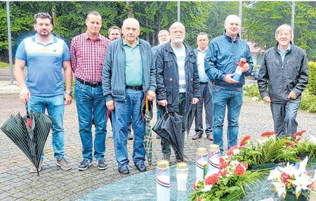Gorani i uz kišu oživjeli sjećanje na slavnu Oluju