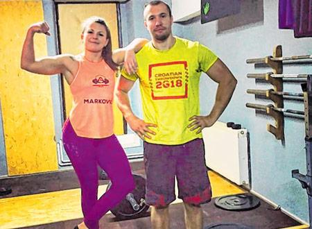 Dvoje Delničana konkuriralo za najspremnijeg, odnosno najspremniju natjecateljicu na online Balkan Throwdownu