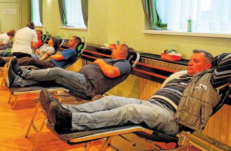 Delničko Gradsko društvo Crvenog križa priznanjima obilježilo Dan dobrovoljnih darivatelja krvi