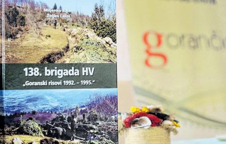 """Godine 1991. formirana je 138. brigada """"Goranski risovi"""""""