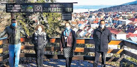 Nezaboravan pogled s vidikovca na Japlenškom vrhu