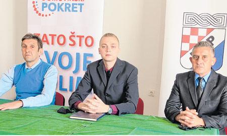 Ivan Piškor kandidat HSP-a za gradonačelnika Delnica