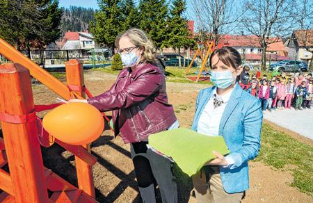 Igralište i nove učionice za djecu, POS-ovi stanovi za mlade obitelji