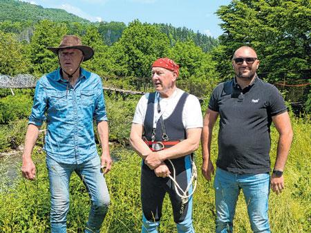 """Udruga """"Kupa"""" protestira zbog nebrige o mostovima"""