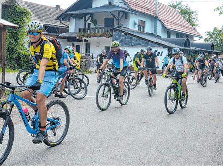 Deveti Gorski kotar Bike Tour 2021.