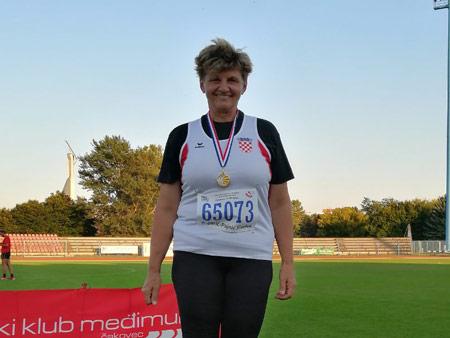 25. Otvoreno Međunarodno atletsko prvenstvo Hrvatske za veterane