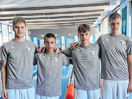 KK Goranin: Mlađim juniorima srebro, kadetima bronca
