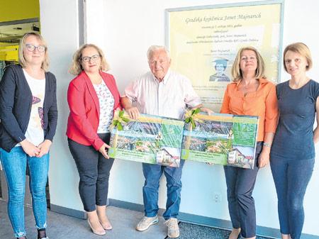 Gradska zahvala izvršiteljima oporuke Janet Majnarich