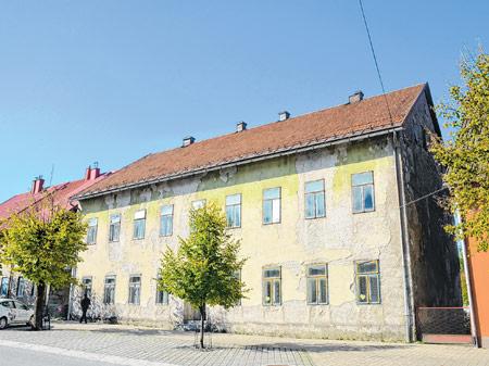 Novi život stare Šumarske škole